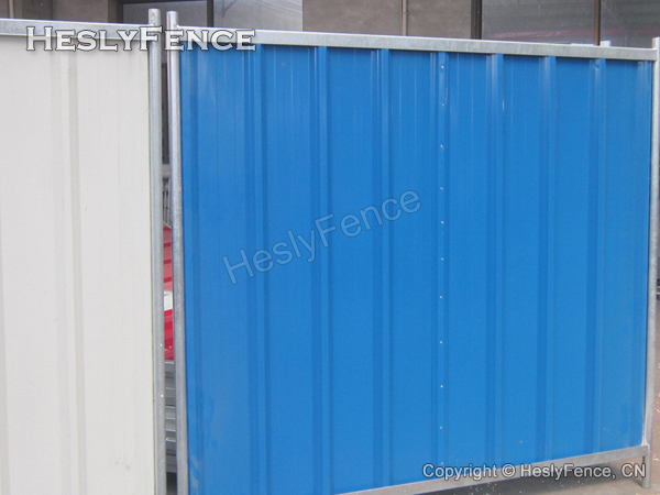 Corrugated Sheet Panels