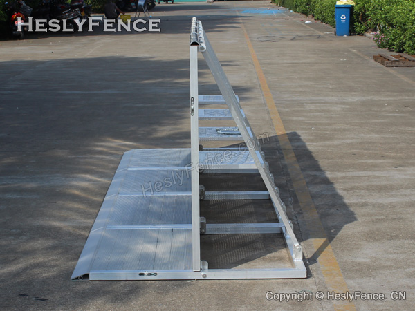 Aluminum Stage Barrier China