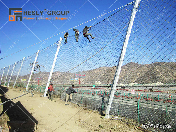 Rockfall Barrier Fence China Exporter