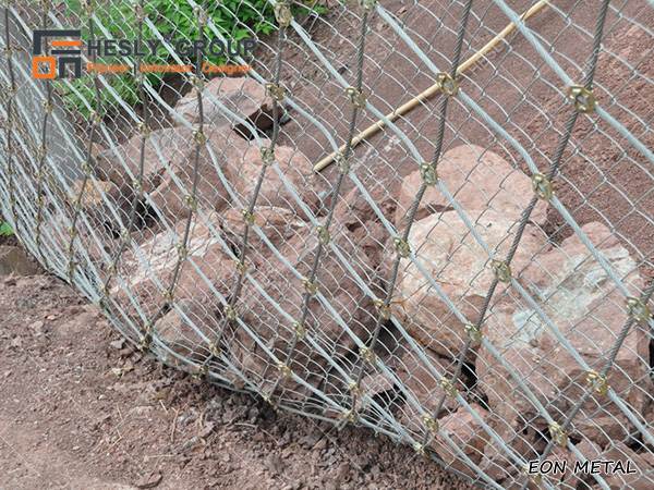 Steel Rope Mesh China HeslyFence